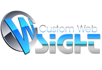 Custom Web Sight Logo